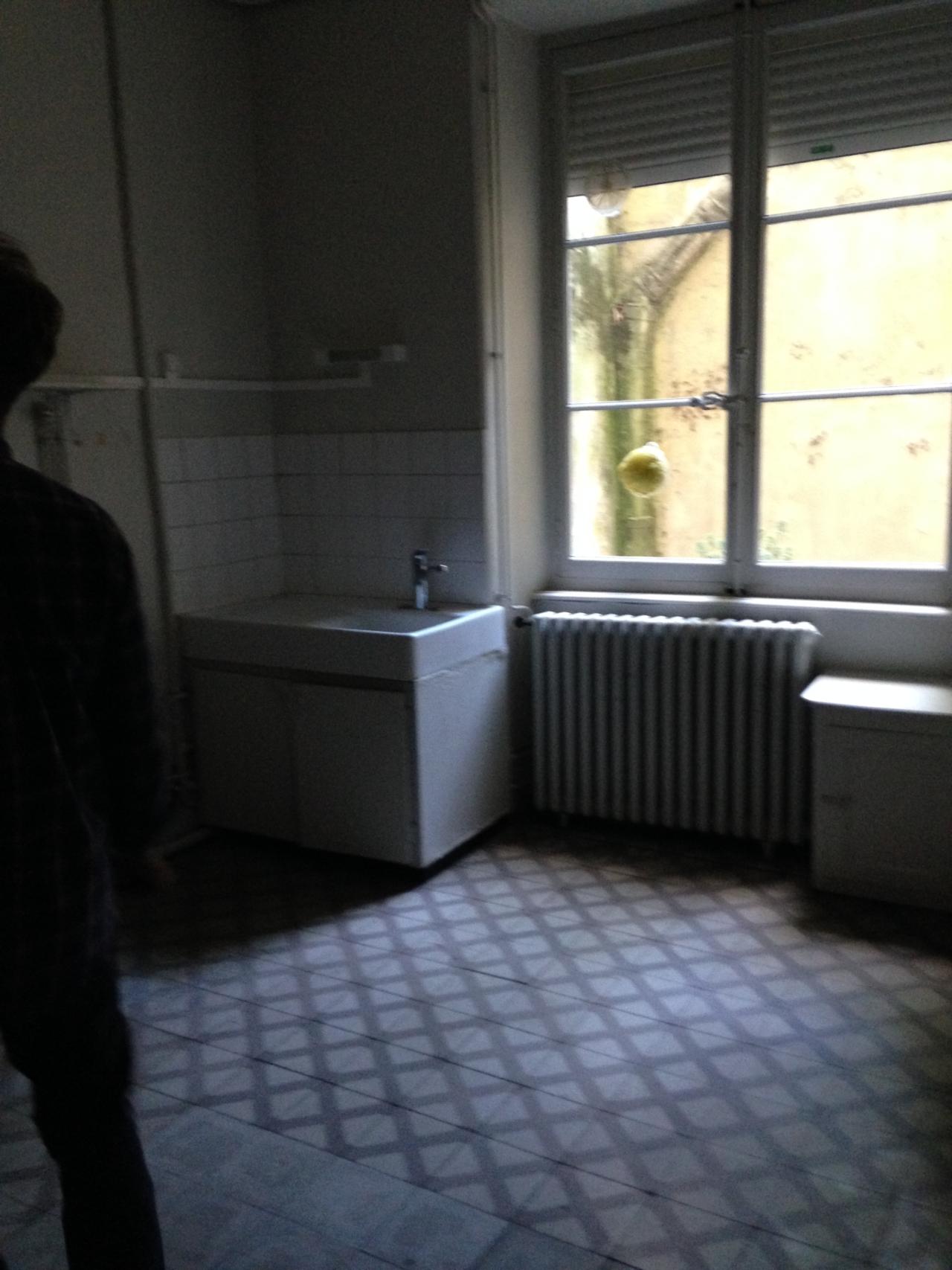 Rénovation d'un appartement dans un hôtel particulier