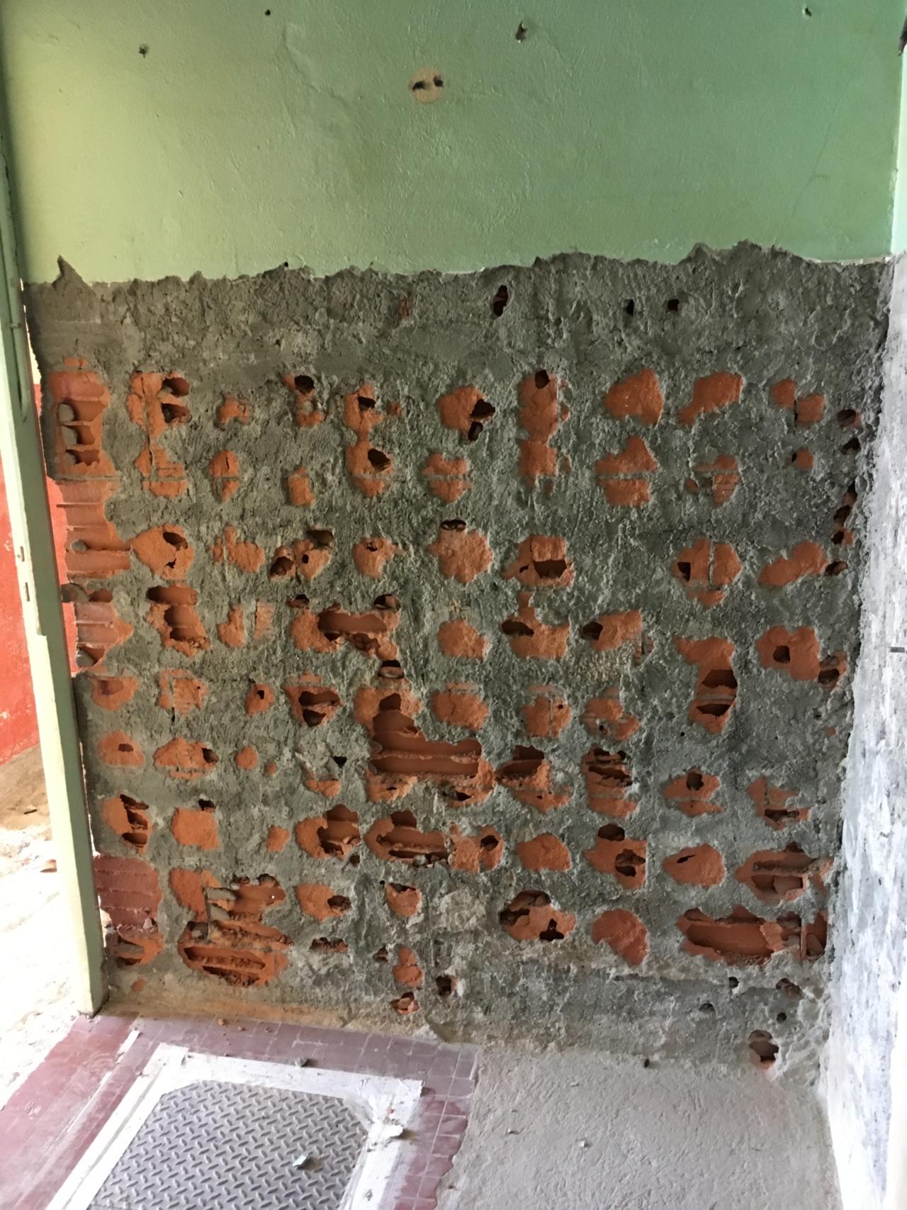 Rénovation d'un atelier à l'ALGED Fourvière