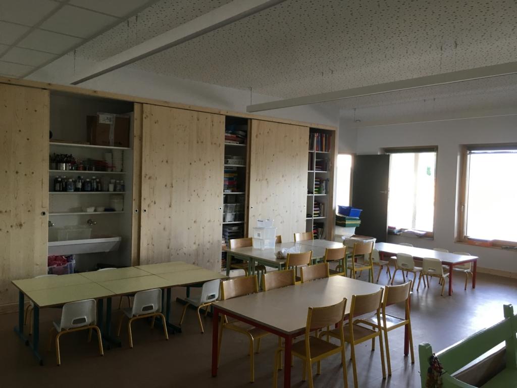 Restructuration & Extension du GS Victor Elie Louis et restaurant scolaire