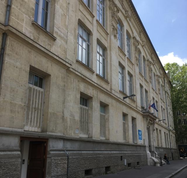 Un ascenseur pour le lycée Edouard-Herriot